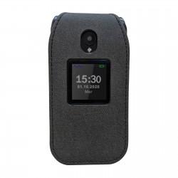 Housse de protection téléphone à grosses touches pour sénior Binom X2